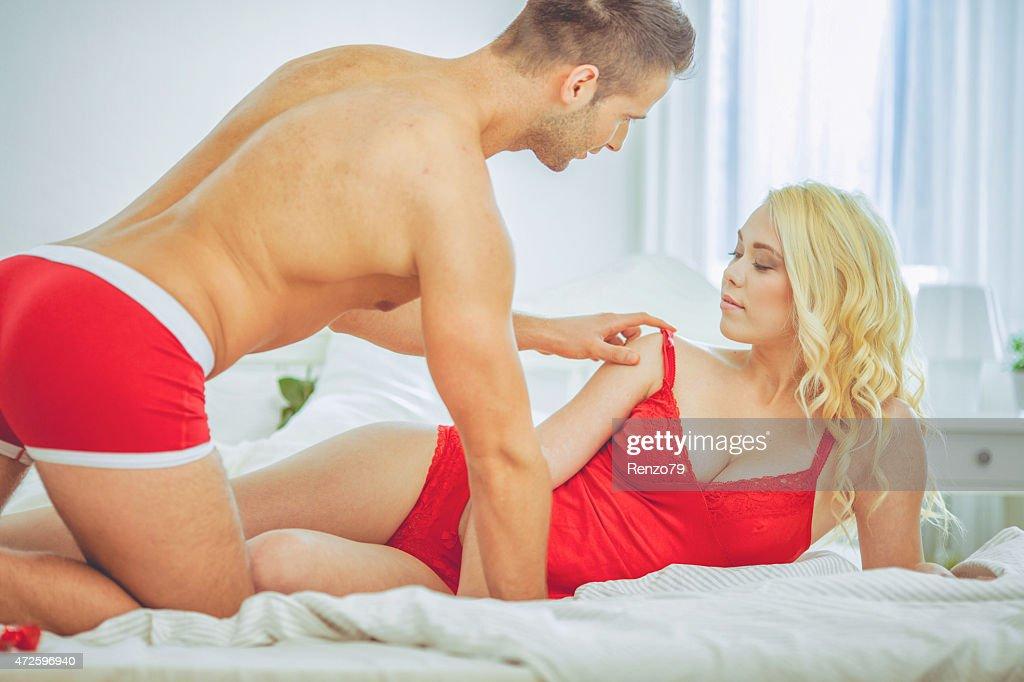 Leidenschaftlich Paar : Stock-Foto