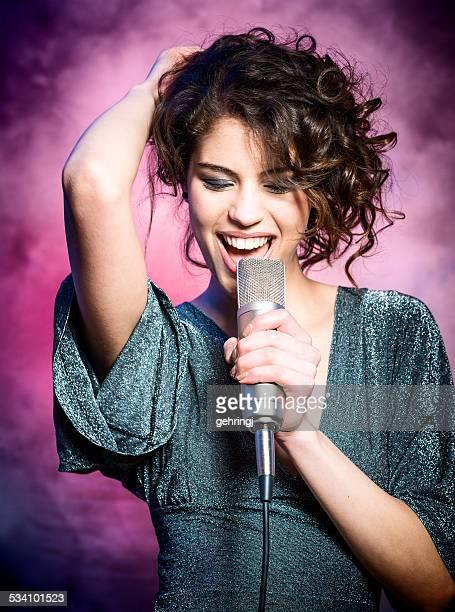 Leidenschaftliche Singer