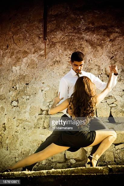 Passionate Tango and Salsa Techniques