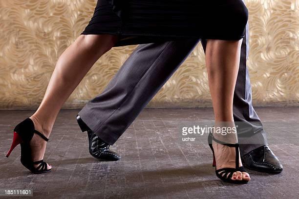 Leidenschaftliche Tango