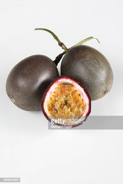 passionfruit - gerhard egger stock pictures, royalty-free photos & images
