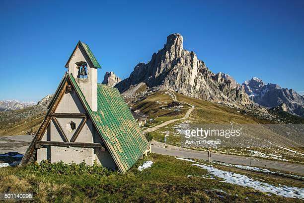 Passo di Giau Dolomite Alps