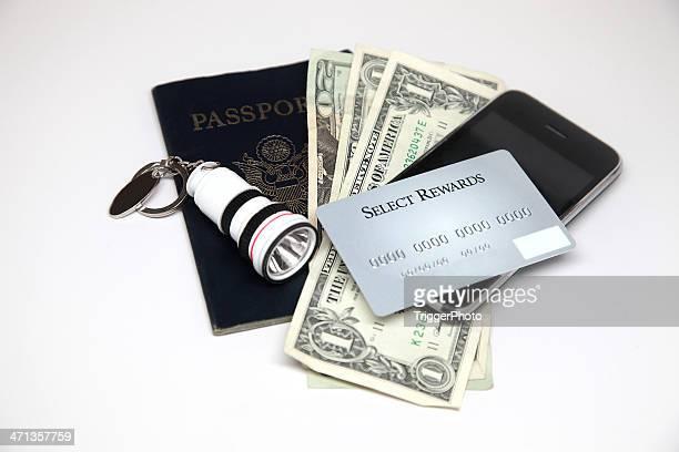 Passeport de l'argent