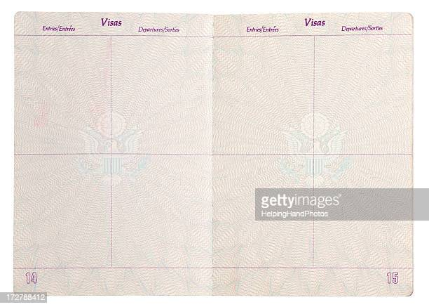 passport - category:pages stock pictures, royalty-free photos & images