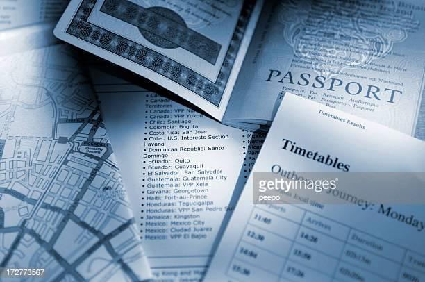 パスポートシリーズ