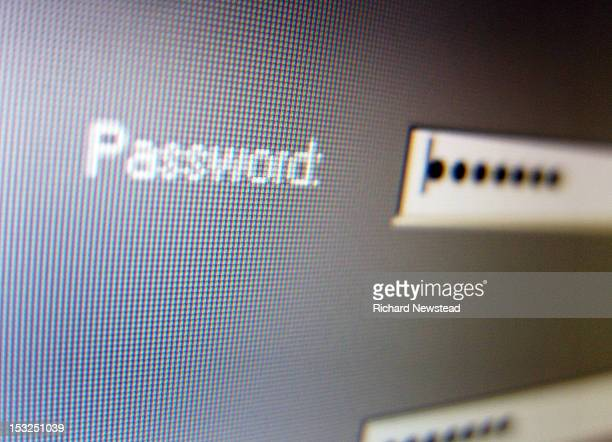 password entry - identity stock photos and pictures