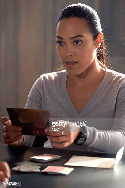 "Password"" Episode 211 -- Pictured: Jessica Camacho as Santana --"