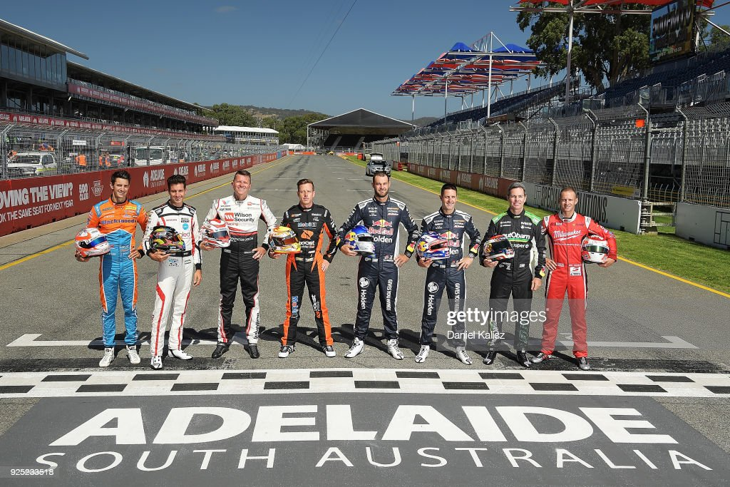 Supercars Adelaide 500 Previews
