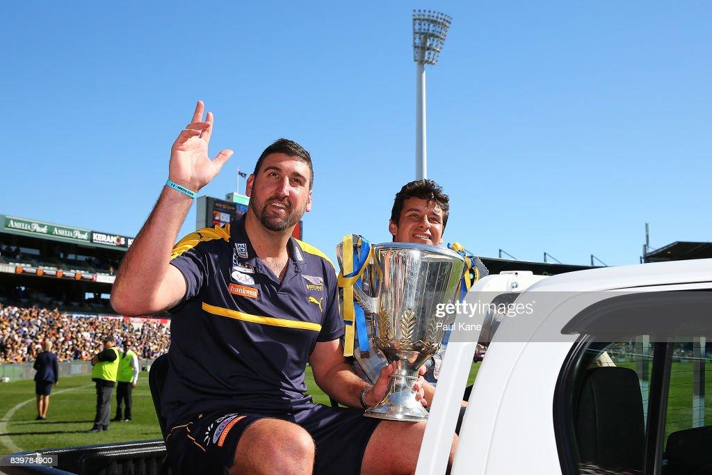 AFL Rd 23 - West Coast v Adelaide