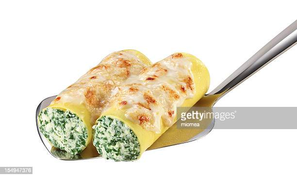 Pâtes cannelloni