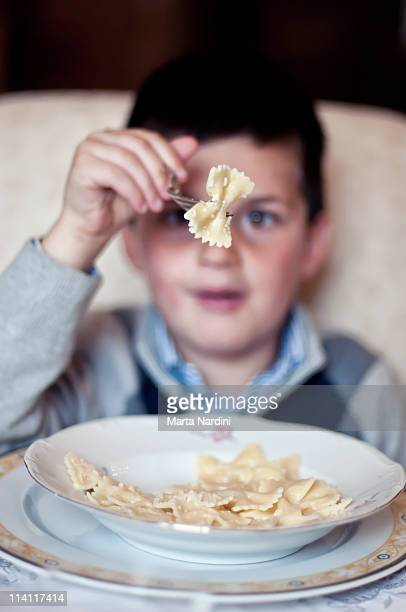 Pasta for lunch