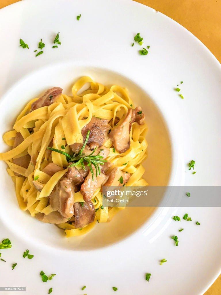 Pasta on Bowl : Stock Photo