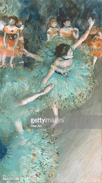18771879 Pastel and gouache on paper 64 x 36 cm Museo ThyssenBornemisza Madrid Spain