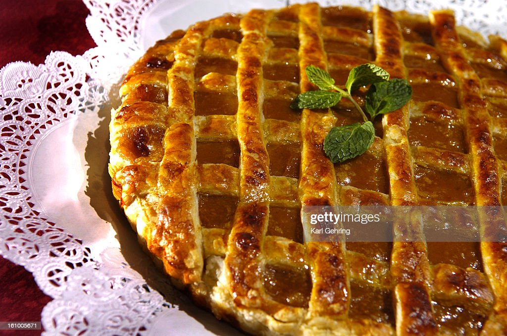 -- Pastel de Manzana or good old Apple Pie. The Buenos Aires Grill is located at 2191 Arapahoe.