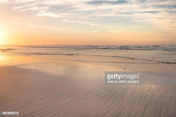 pastel sunrise - porto lincoln - fotografias e filmes do acervo