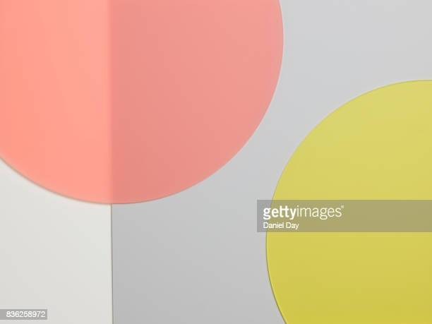 pastels - acrylic glass stock pictures, royalty-free photos & images