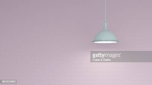 pastels - pendant light stock pictures, royalty-free photos & images
