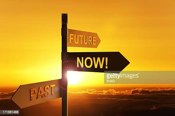 Passé, présent et futur