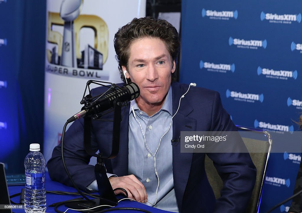 SiriusXM at Super Bowl 50 Radio Row - Day 2