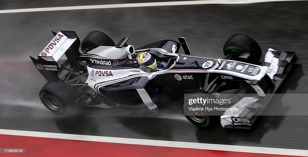 F1 Testing in Barcelona - Day Five : News Photo