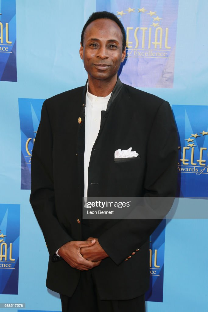 Pastor Manuel Johnson attends the Celestial Awards Of Excellence at Alex Theatre on May 25, 2017 in Glendale, California.