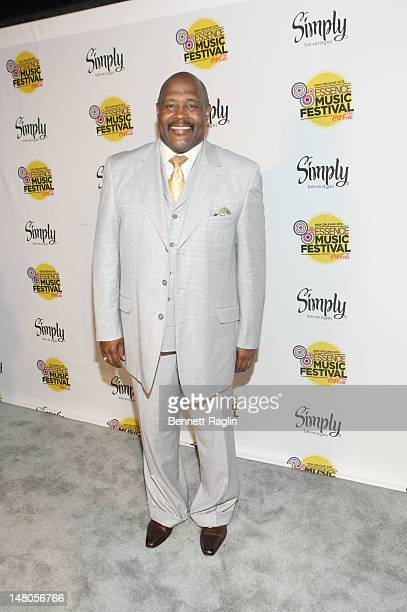 Pastor Marvin Winans attends the 2012 Essence Music Festival at Ernest N Morial Convention Center on July 8 2012 in New Orleans Louisiana