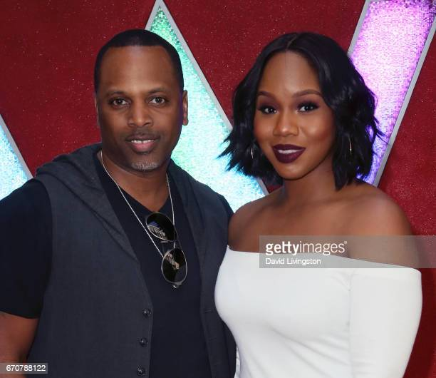 Sarah Jakes Husband Toure Roberts