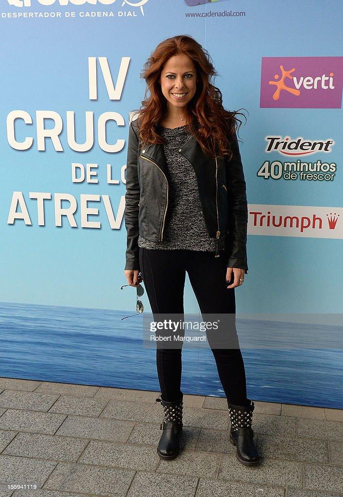 Celebrities Attend 'El Crucero de los Atrevidos' in Barcelona