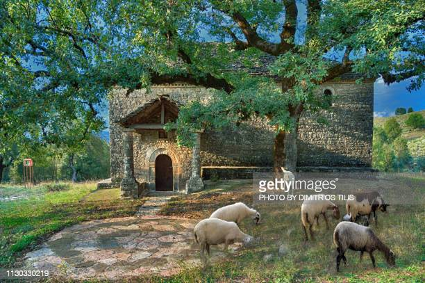 Pastoralism at Holy Monastery of the of the Virgin Mary's birth(1736) 4