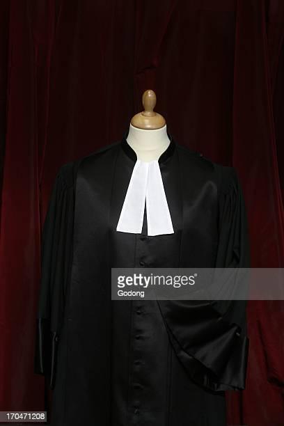 Pastor's robe France