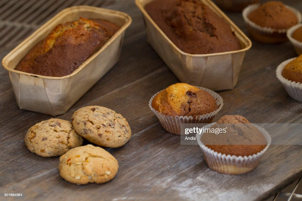 biscuits and cakes.