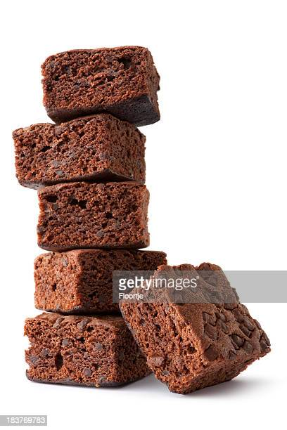 pastry: brownie - brownie stock pictures, royalty-free photos & images