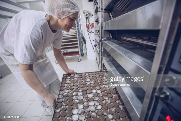 Pastry Chef Backen Essen