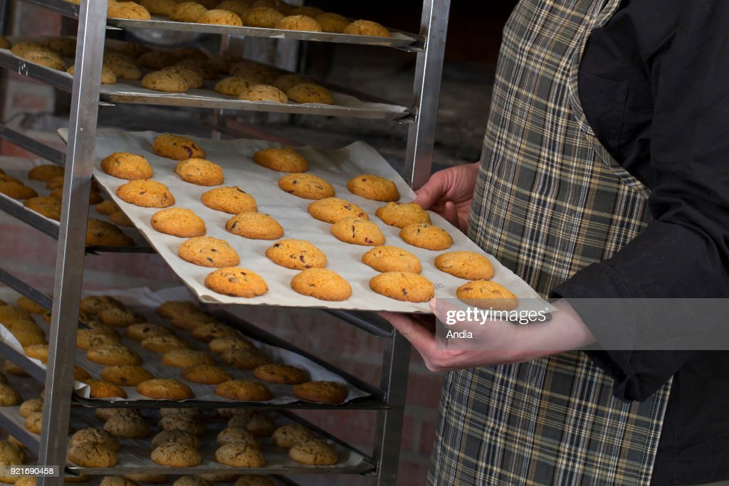 Pastry: biscuits. : News Photo