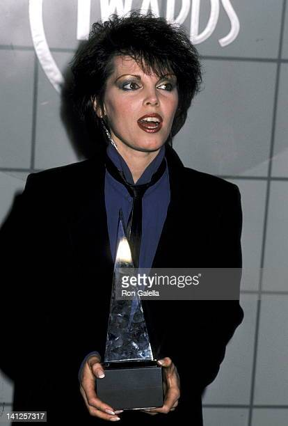 Pat Benatar at the 11th Annual American Music Awards Shrine Auditorium Los Angeles