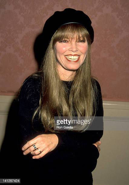 Pat Benatar at the 20th Annual American Music Awards NominationsPress Conference Beverly Hills Hotel Beverly Hills
