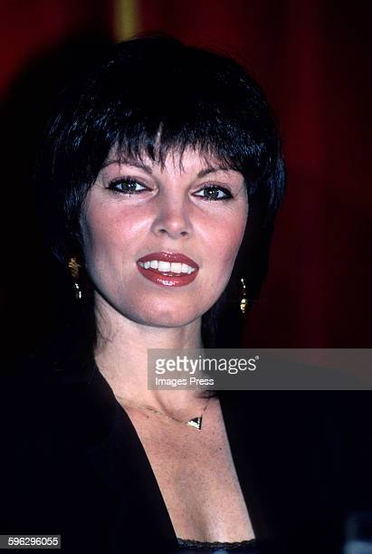 Pat Benatar circa 1982 in New York City