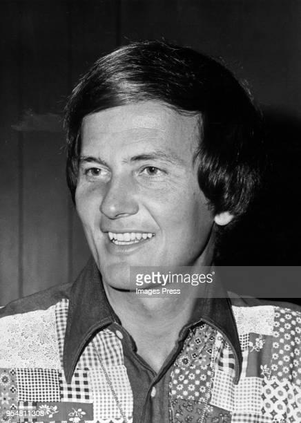 Pat Boone circa 1973 in New York City.