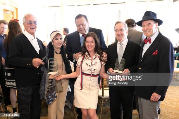 Pat Boone Stephanie J Hibler Paul Sorvino Kira Reed Lorsch James Conlon and Gary Greene Esq attend The Thalians Hollywood for Mental Health...