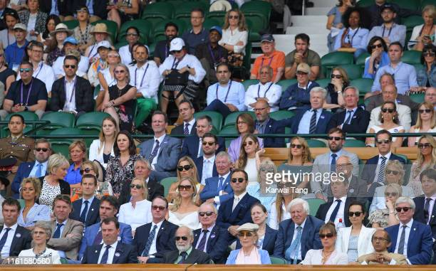 Pat Cash, Leona Lewis, Bear Grylls, Shara Grylls, Fiona Ferguson, Sir Alex Ferguson, Phillipa Law, Jude Law, Susan Attenborough, David Attenborough,...