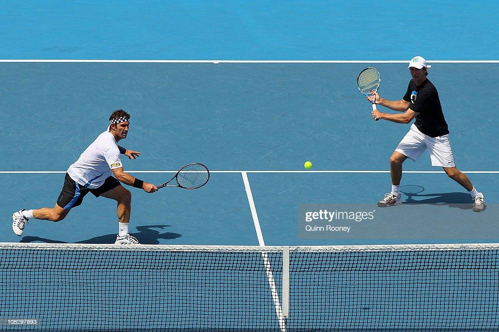 2011 Australian Open - Day 9