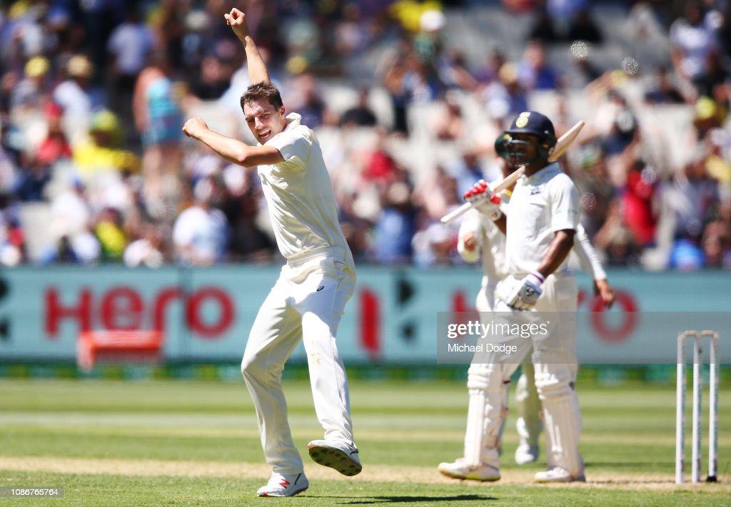 Australia v India - 3rd Test: Day 1 : News Photo