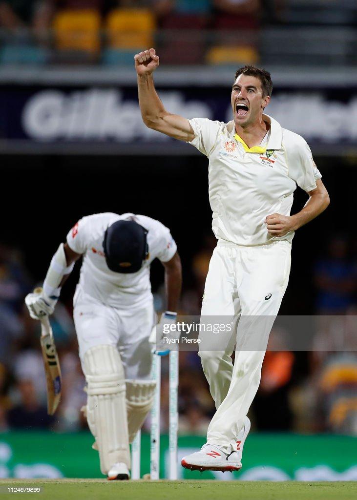 Australia v Sri Lanka - 1st Test: Day 2 : News Photo