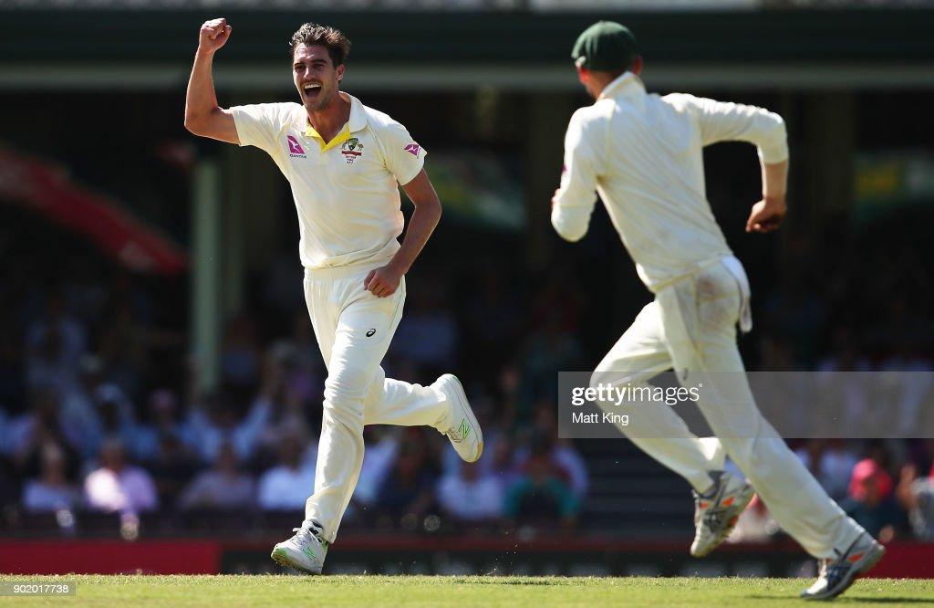 Australia v England - Fifth Test: Day 4 : News Photo