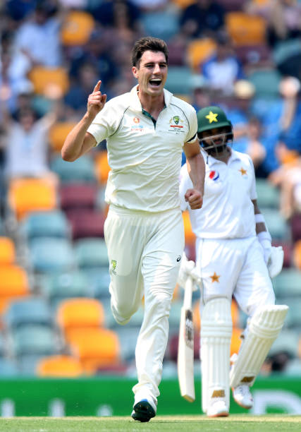 AUS: Australia v Pakistan - 1st Test: Day 1