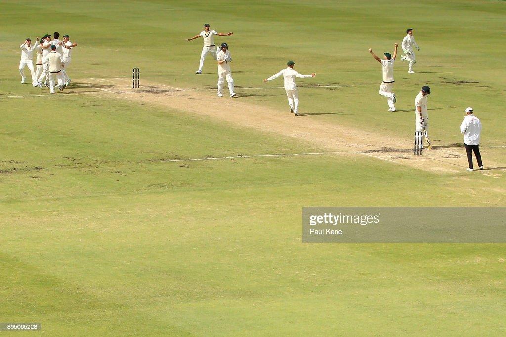 Australia v England - Third Test: Day 5 : News Photo