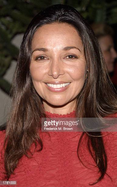 Pat Davis attends the Last Chance For Animals fundraiser party on February 12 2003 in Los Angeles California The event benefits National Pet Theft...