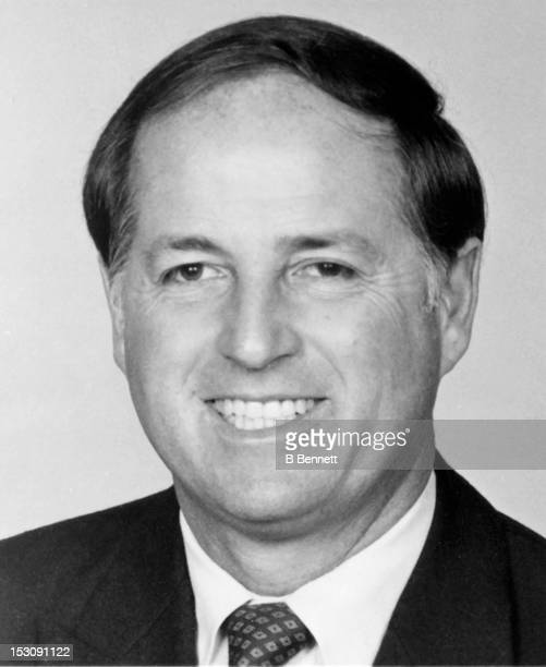 Pat Gillick of the Toronto Blue Jays poses for a portrait in March 1984 in Toronto Ontario Canada