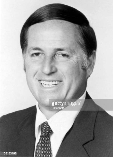 Pat Gillick of the Toronto Blue Jays poses for a portrait in March 1983 in Toronto Ontario Canada