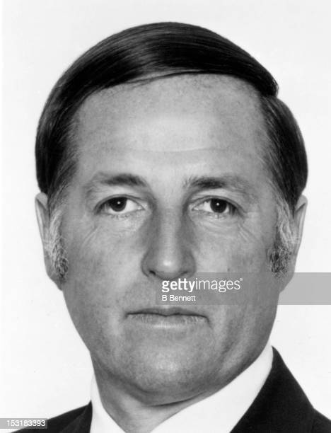 Pat Gillick of the Toronto Blue Jays poses for a portrait in March 1982 in Toronto Ontario Canada